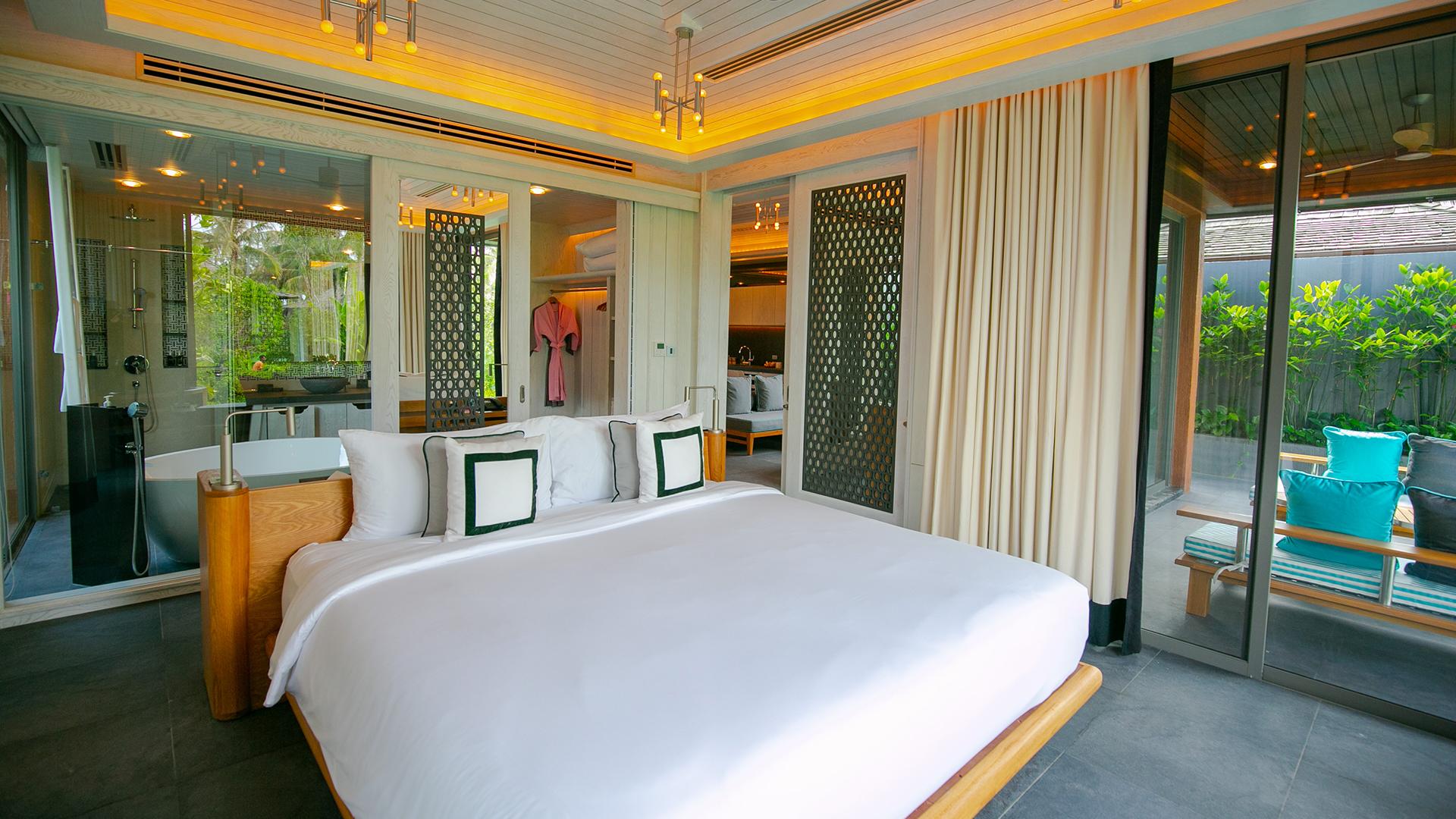 06. 1BR Luxury Pool Villa